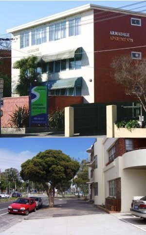 Armadale Serviced Apartments Melbourne